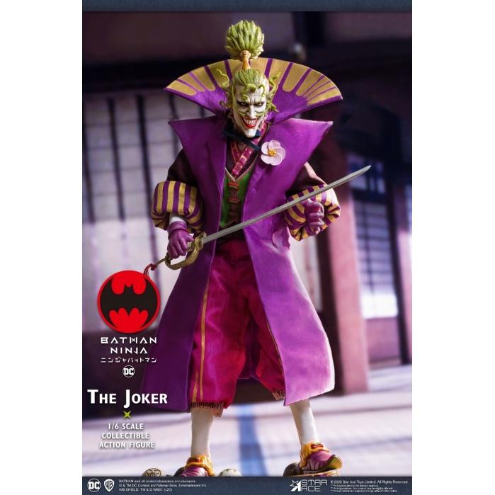 DC Comics: Batman Ninja Movie - Special Edition Lord Joker 1:6 Scale Figure Star Ace Toys Product