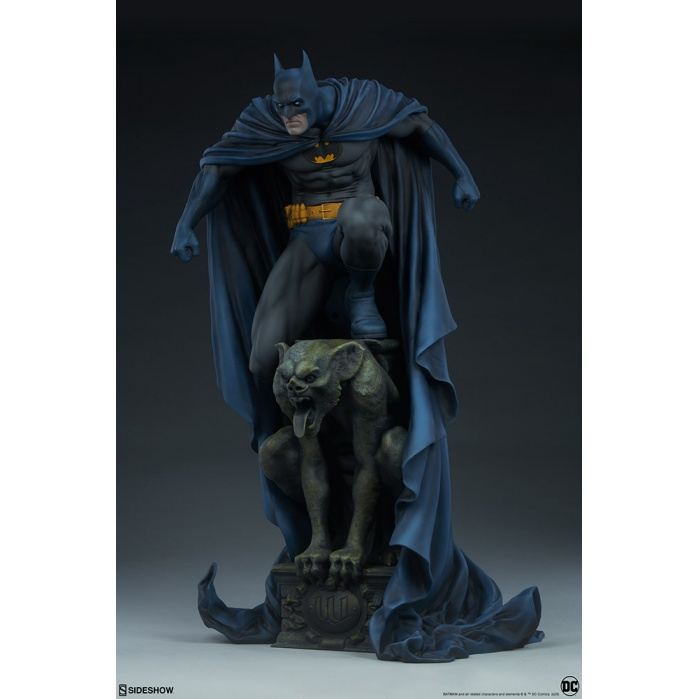 DC Comics: Batman Premium 1:4 Scale Statue Sideshow Collectibles Product