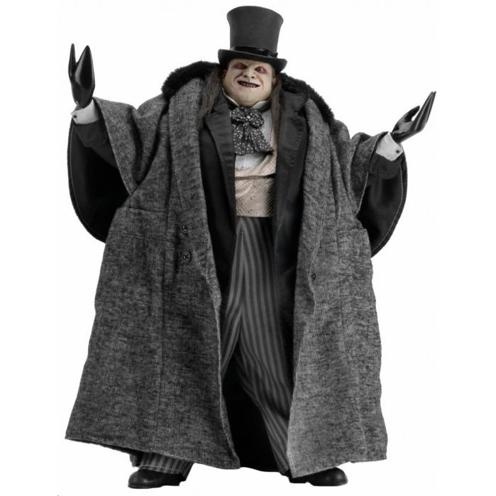 DC Comics: Batman Returns - Mayoral Penguin (DeVito) 1:4 Scale Figure NECA Product