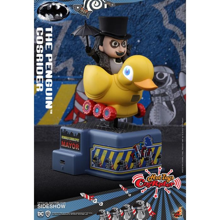 DC Comics: Batman Returns - Penguin 5 inch CosRider Hot Toys Product
