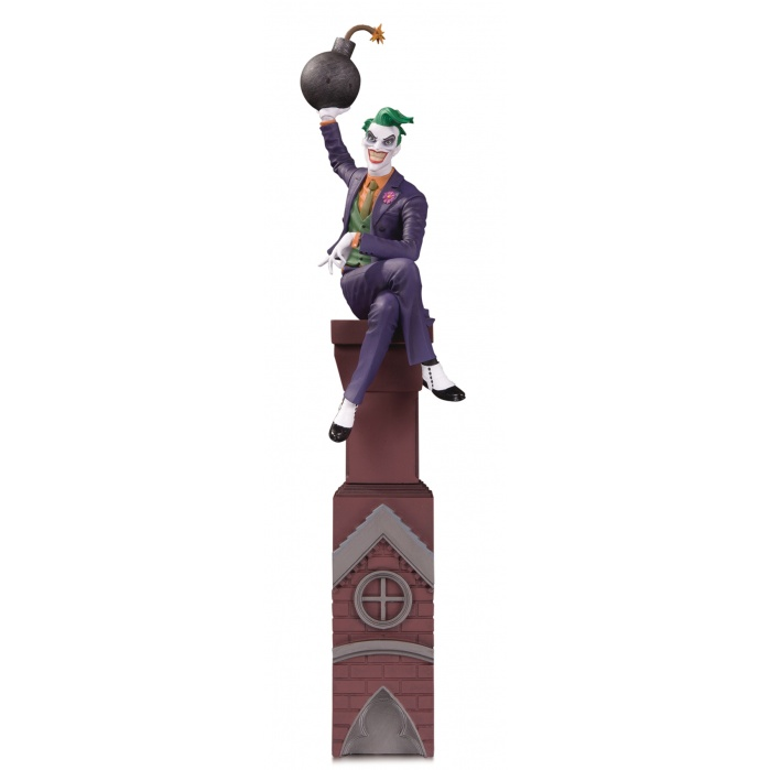 DC Comics: Batman Rogues Gallery Multi Part Statue The Joker Diamond Select Toys Product