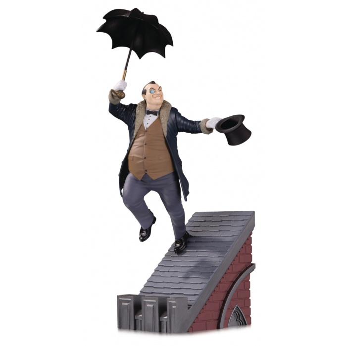 DC Comics: Batman Rogues Gallery - The Penguin Multi Part Statue Diamond Select Toys Product
