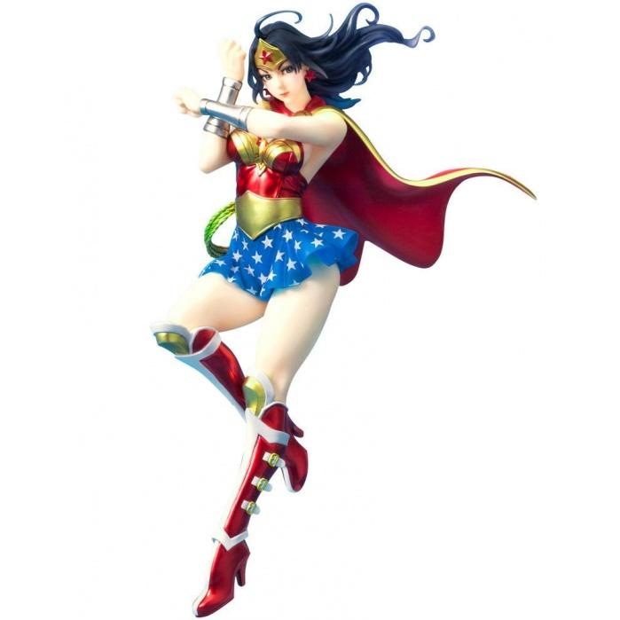 DC Comics Bishoujo PVC Statue 1/7 Armored Wonder Woman 2nd Edition Kotobukiya Product
