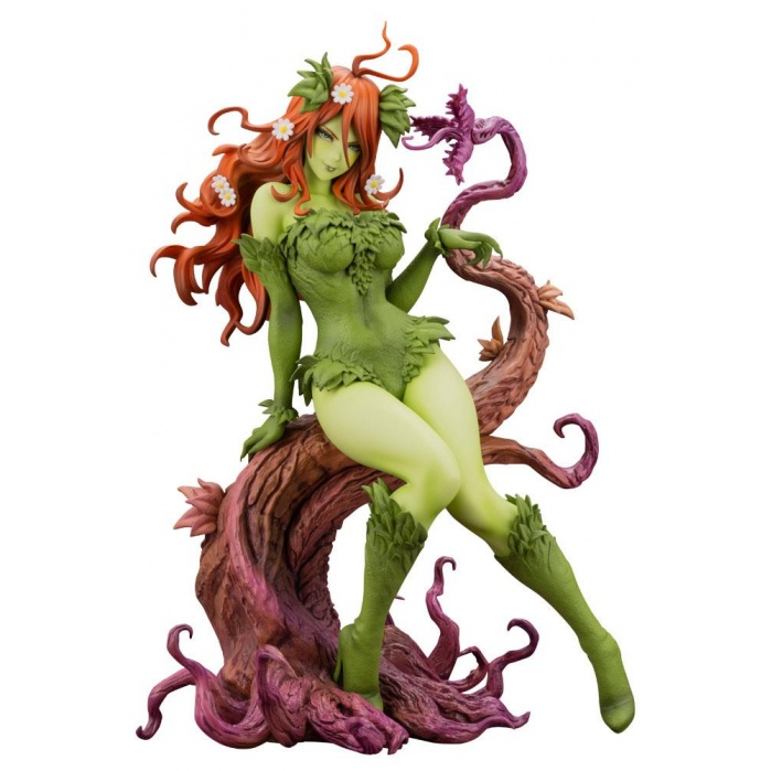 DC Comics Bishoujo PVC Statue 1/7 Poison Ivy Returns 20 cm Kotobukiya Product