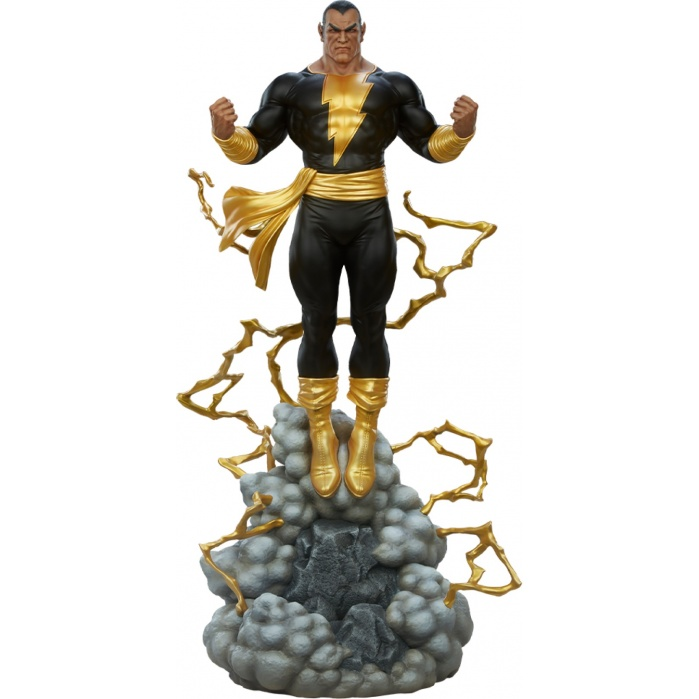 DC Comics: Black Adam Maquette Tweeterhead Product