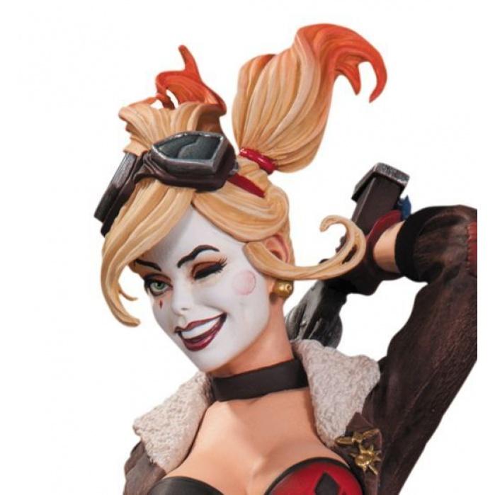 DC Comics Bombshells Harley Quinn Statue 25 cm DC Collectibles Product