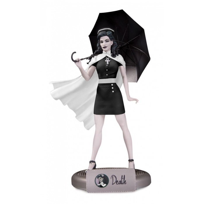 DC Comics Bombshells Statue Death DC Collectibles Product