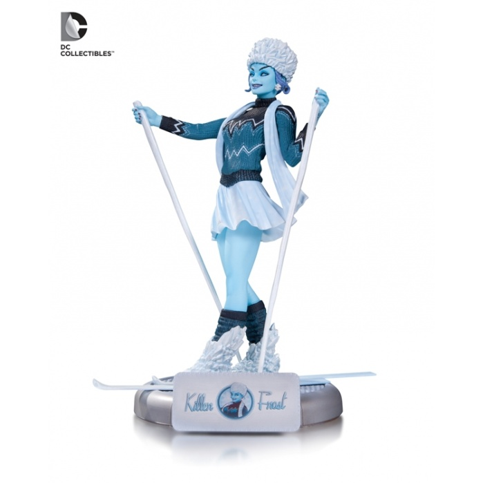 DC Comics Bombshells Statue Killer Frost DC Collectibles Product