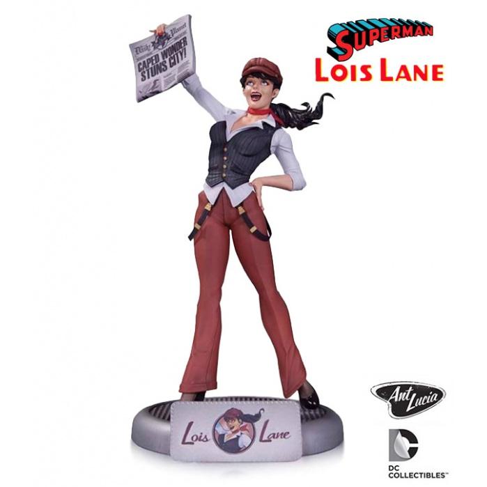 DC Comics Bombshells Statue Lois Lane DC Collectibles Product