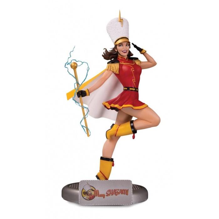 DC Comics Bombshells Statue Mary Shazam! DC Collectibles Product