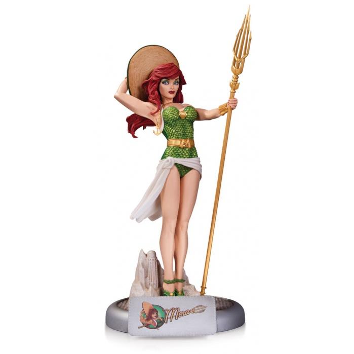DC Comics Bombshells Statue Mera 30 cm DC Collectibles Product