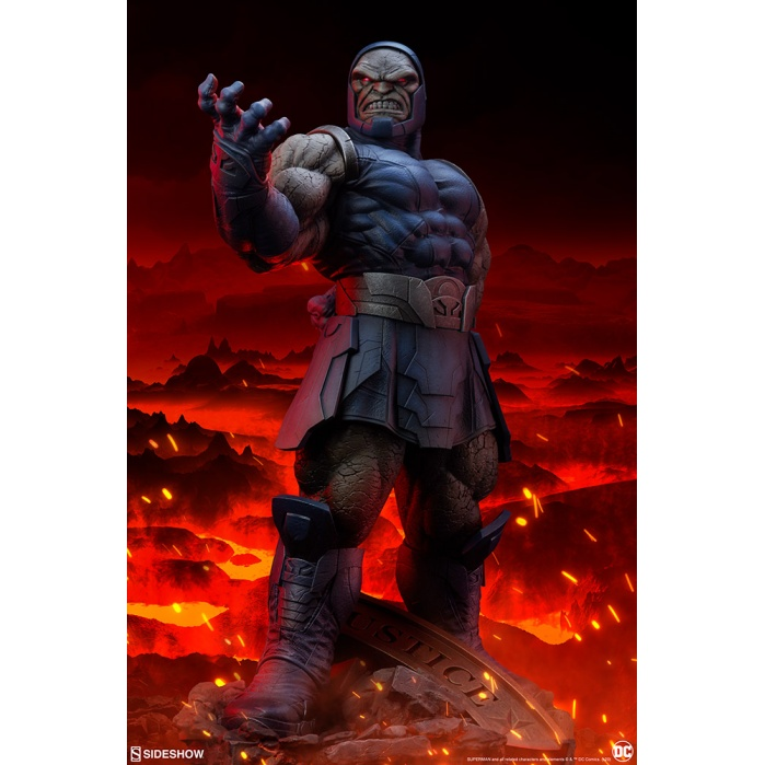 DC Comics: Darkseid Maquette Sideshow Collectibles Product