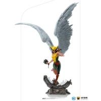 DC Comics Deluxe Art Scale Statue 1/10 Hawkgirl 36 cm Iron Studios Product