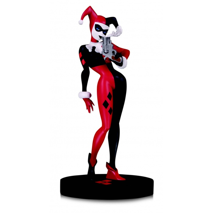 DC Comics: Designer Series - Harley Quinn Mini Statue by Bruce Timm Diamond Select Toys Product