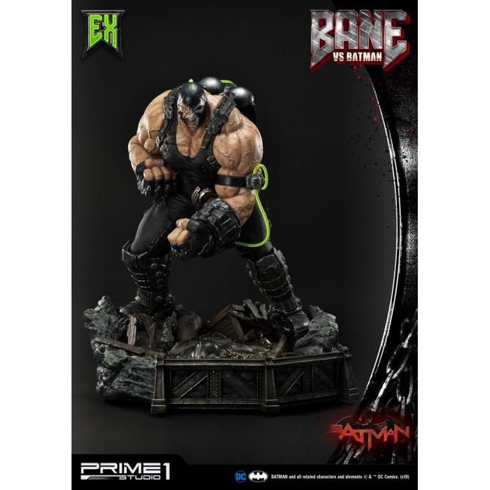 DC Comics: Exclusive Bane Versus Batman 1:3 Scale Statue Prime 1 Studio Product