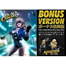 DC Comics: Exclusive Black Canary Bonus Version 1:3 Scale Statue | Prime 1 Studio