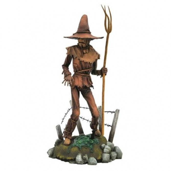DC Comics Gallery: Scarecrow PVC Statue Diamond Select Toys Product