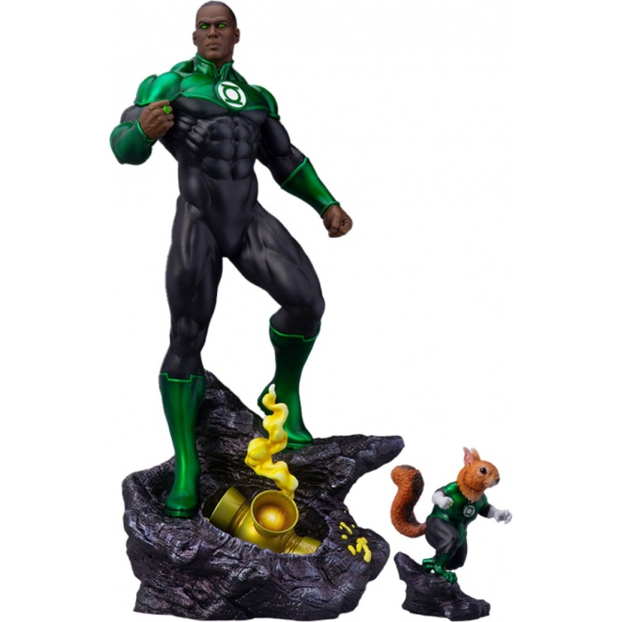 DC Comics: Green Lantern - John Stewart 1:6 Scale Maquette Tweeterhead Product