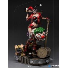 DC Comics: Harley Quinn 1:3 Scale Statue - Iron Studios (EU)