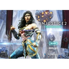 DC Comics: Injustice 2 - Deluxe Wonder Woman 1:4 Scale Statue   Prime 1 Studio
