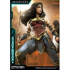 DC Comics: Injustice 2 - Wonder Woman 1:4 Scale Statue - Prime 1 Studio (EU)