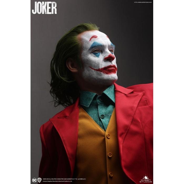 DC Comics: Joker 2019 - Joaquin Phoenix 1:2 Scale Statue Queen Studios Product