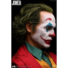DC Comics: Joker Movie - The Joker 1:1 Scale Bust | Queen Studios