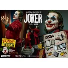 DC Comics: Joker Movie - The Joker Bonus Version 1:3 Scale Statue   Prime 1 Studio
