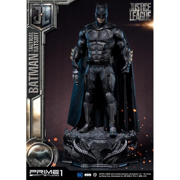 DC Comics: Justice League - Batman Tactical Batsuit Statue Prime 1 Studio Product