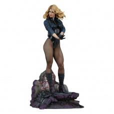 DC Comics Premium Format Figure Black Canary 55 cm | Sideshow Collectibles