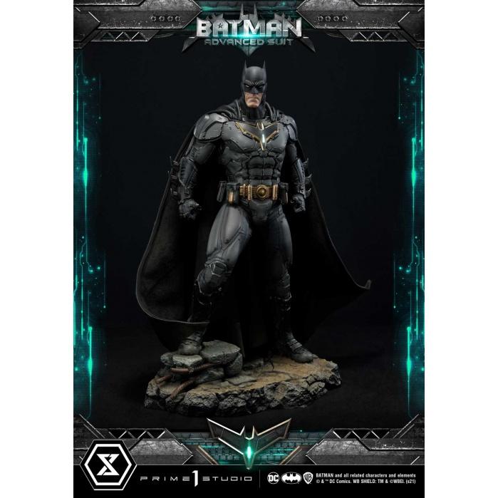 DC Comics Statue Batman Advanced Suit by Josh Nizzi Prime 1 Studio Product