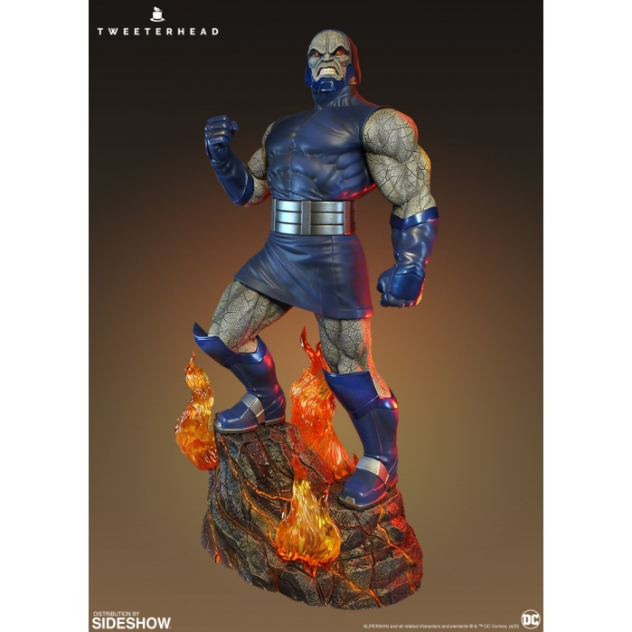 DC Comics: Super Powers Darkseid Maquette Tweeterhead Product