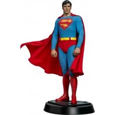 DC Comics: Superman 1978 Movie - Premium 1:4 Scale Statue | Sideshow Collectibles