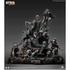 DC Comics: The Batman Who Laughs 1:4 Scale Statue   Queen Studios