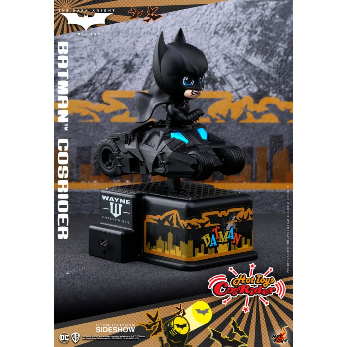 DC Comics: The Dark Knight - Batman 5 inch CosRider Hot Toys Product