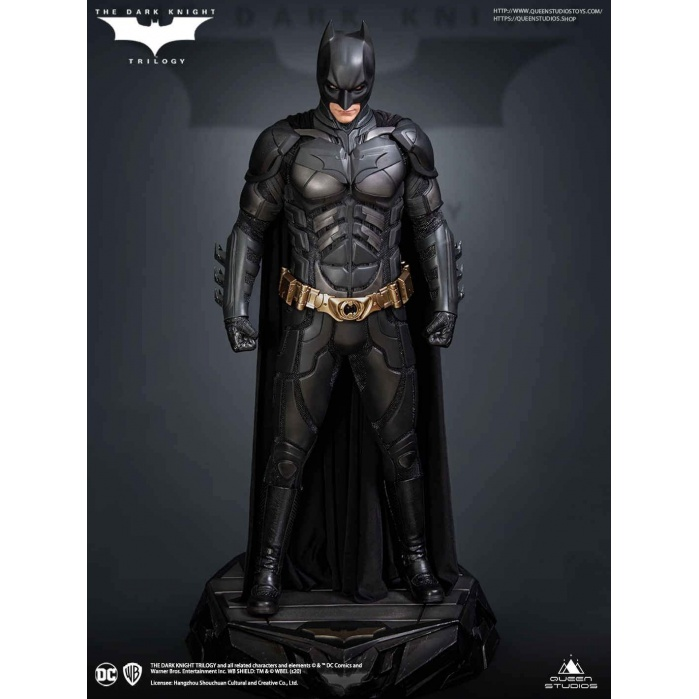 DC Comics: The Dark Knight - Regular Batman 1:3 Scale Statue Queen Studios Product