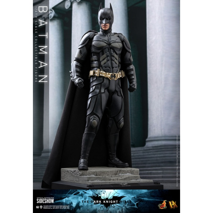 DC Comics: The Dark Knight Rises - Batman 1:6 Scale Figure Hot Toys Product
