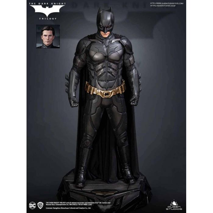 DC Comics: The Dark Knight Statue 1/3 Batman Deluxe Edition 68 cm Queen Studios Product