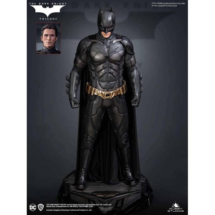 DC Comics:The Dark Knight Statue 1/3 Batman Premium Edition 68 cm Queen Studios Product