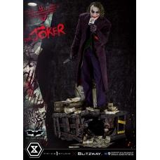 DC Comics: The Dark Knight - The Joker Bonus Version 1:3 Scale Statue | Prime 1 Studio