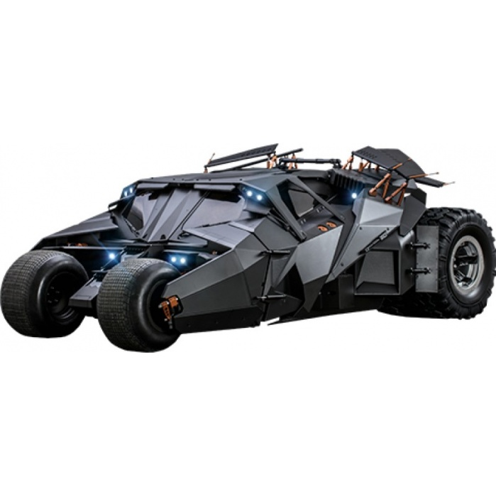 DC Comics: The Dark Knight Trilogy - Batmobile 1:6 Scale Figure Accessory Hot Toys Product