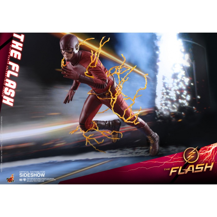 DC Comics: The Flash Television Series - The Flash 1:6 Scale Figure Hot Toys Product
