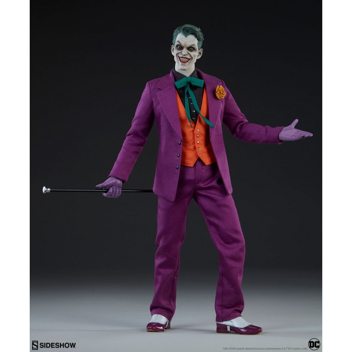DC Comics: The Joker 1:6 Scale Figure Sideshow Collectibles Product
