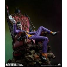 DC Comics: The Joker Deluxe Maquette | Tweeterhead