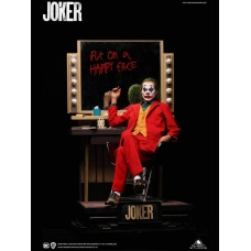 DC Comics: The Joker - Premium Arthur Fleck 1:3 Scale Statue | Queen Studios