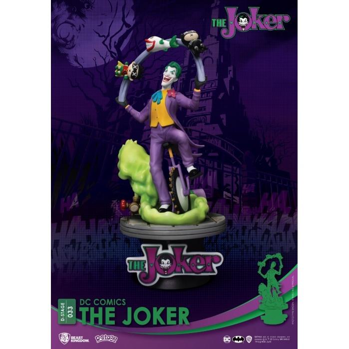 DC Comics: The Joker PVC Diorama Beast Kingdom Product