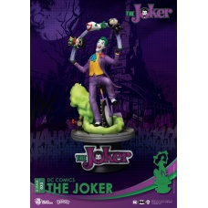 DC Comics: The Joker PVC Diorama | Beast Kingdom