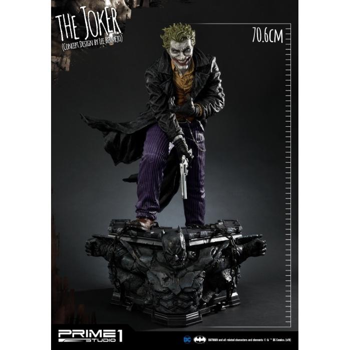 DC Comics: The Joker Statue Prime 1 Studio Product
