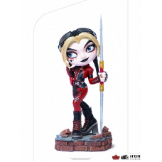 DC Comics: The Suicide Squad - Harley Quinn MiniCo PVC Statue | Iron Studios