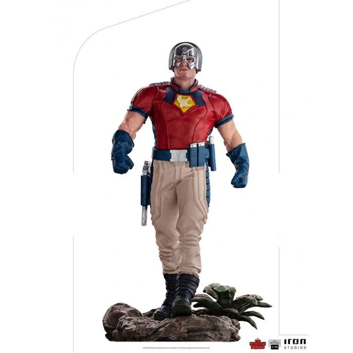 DC Comics: The Suicide Squad - Peacemaker 1:10 Scale Statue Iron Studios Product